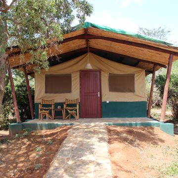 Sentrim Lodge Tsavo East