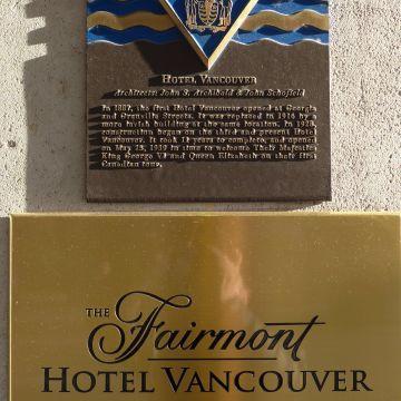 Hotel The Fairmont Vancouver