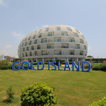SENTIDO Gold Island