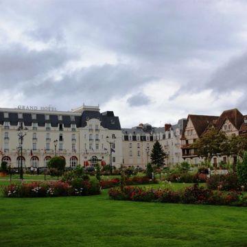 Hotel Mercure Grand Cabourg