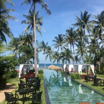 Bungalow Kupu Kupu Phangan Beach Villa