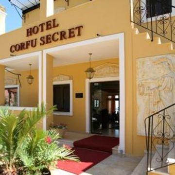Corfu Secret Hotel