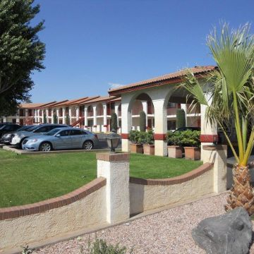 Hotel Rodeway Inn - Zion National Park