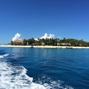 Hotel Beachcomber Island