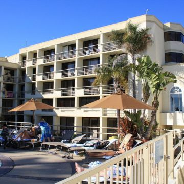 Hotel The Cliffs at Shell Beach
