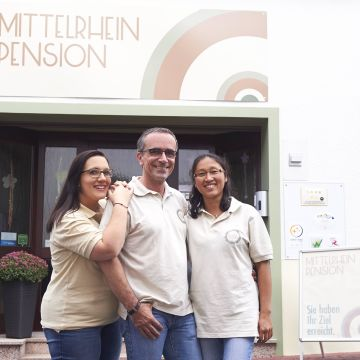 Mittelrhein Pension