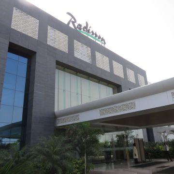 Hotel Radisson Kandla
