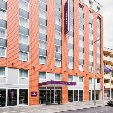 Hotel Holiday Inn Express Berlin City Centre West