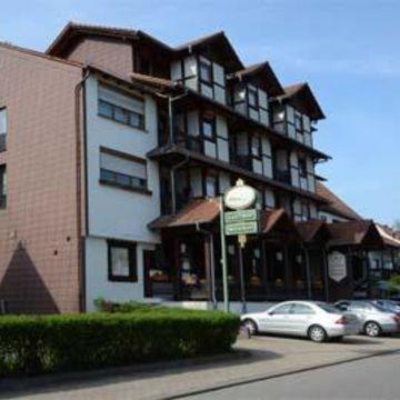 Hotel Blick zum Maimont