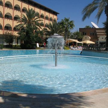 Hotel Emirhan Garden (geschlossen)