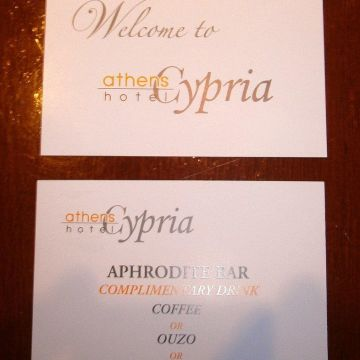 Athens Hotel Cypria
