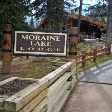 Hotel Moraine Lake Lodge