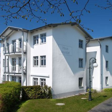 Ferienwohnung Haus Am Kliff Appartement 1