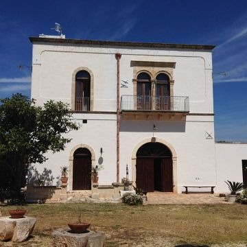 Guesthouse Antica Masseria Carparelli
