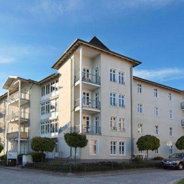Ferienwohnung Haus Miramar Appartement 4
