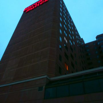 Hotel Sheraton Suites Wilmington