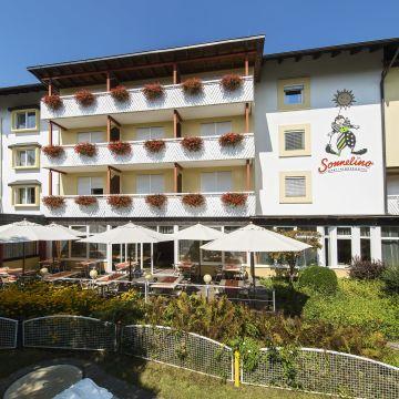Baby & Kinderhotel Sonnelino am Klopeiner See