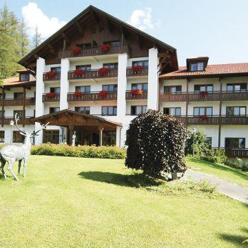Aktiv- & Vitalhotel am Kofel im Gesundheitszentrum Oberammergau