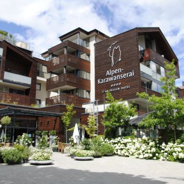 Alpen Karawanserai Time Design Hotel