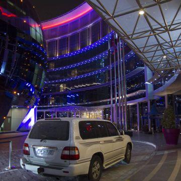Hotel Crowne Plaza Doha Business Park
