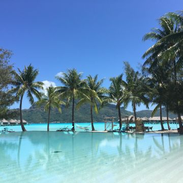 Hotel Intercontinental Bora Bora Resort & Thalasso Spa