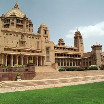 Hotel Umaid Bhawan Palace