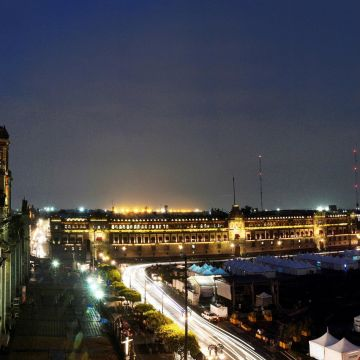 Zócalo Central Hotel