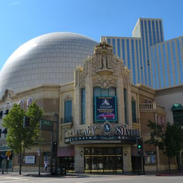 Silver Legacy Reno Resort Casino