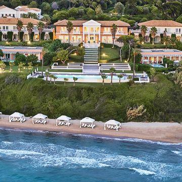 Grecotel Exclusive Resort Mandola Rosa Suites & Villas