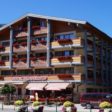 Hanneshof Resort - Hanneshof Hotel