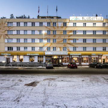 Posthotel Holiday Villa Arosa (geschlossen)
