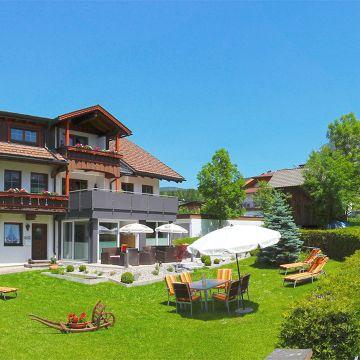 Appartements Zugspitzhof