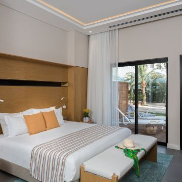 Hotel Oasis Dead Sea