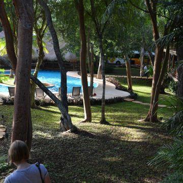 Hotel The Lodge at Uxmal