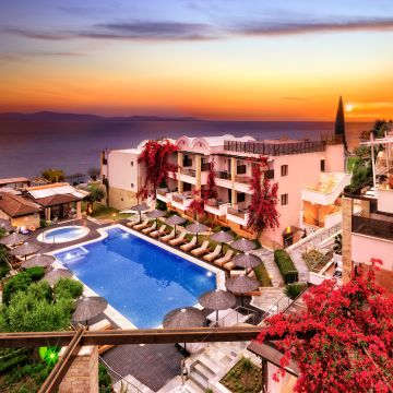 Hotel Olympion Sunset