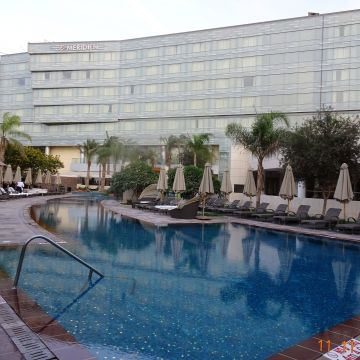 Hotel Le Méridien Cairo Airport