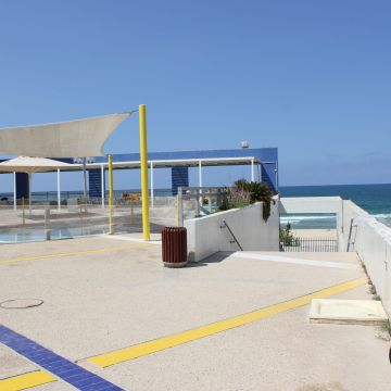Hotel Colony Beach Bat Yam Apartments