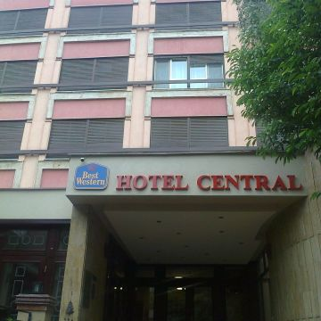 Best Western Hotel Central Arad