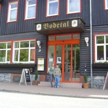 Hotel Bodetal