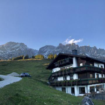 Alpengasthof Hotel Kopphütte