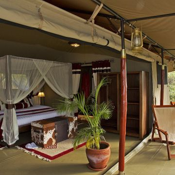 Mara Bush Camp - Private Wing