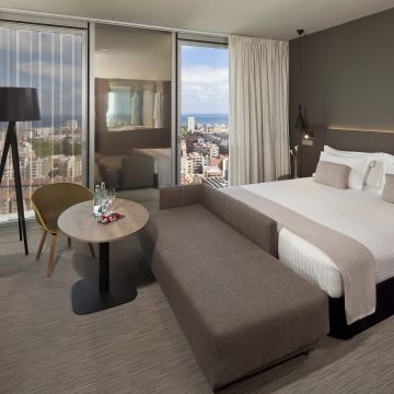 Hotel The Level at Melia Barcelona Sky
