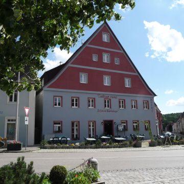 Seebauer-Hotel Die Ente von Wassertrüdingen