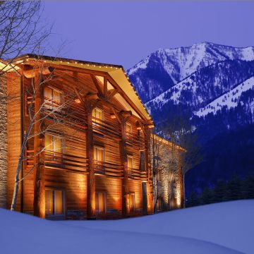 Hotel The Lodge At Jackson Hole