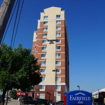 Hotel Fairfield Inn New York Long Island City