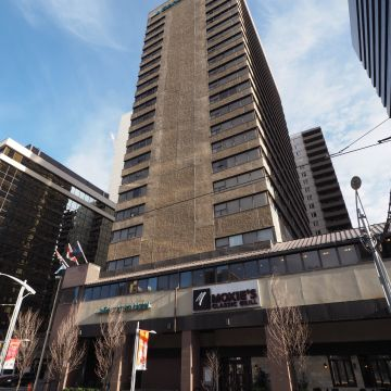 Hotel Sandman Calgary City Center