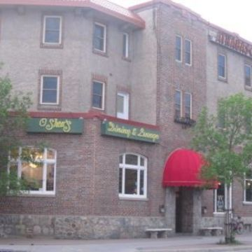 The Athabasca Hotel