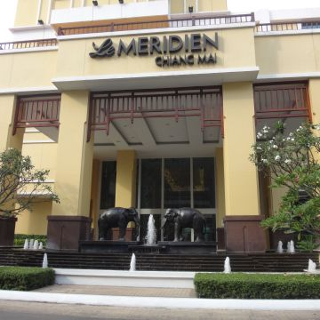Hotel Le Meridien Chiang Mai