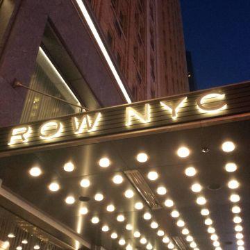 Row Hotel NYC