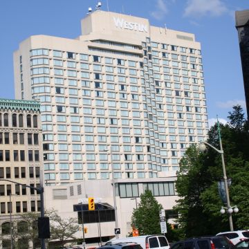 Hotel The Westin Ottawa